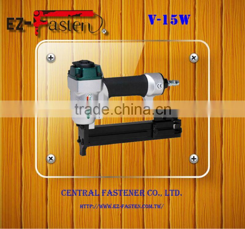 Air v nail gun for Alfamacchine V nail frame joiner air v-nail ...