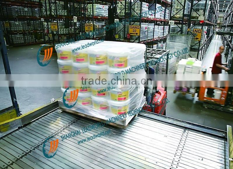 Pallet Lifting Conveyor