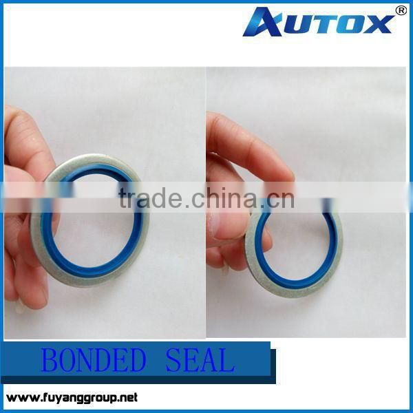 metric bsp threaded hydraulic bonded seal sealing washer bonded washer