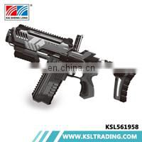 High quality crystal water bullet AR 3d battle game multiplayer toy gun