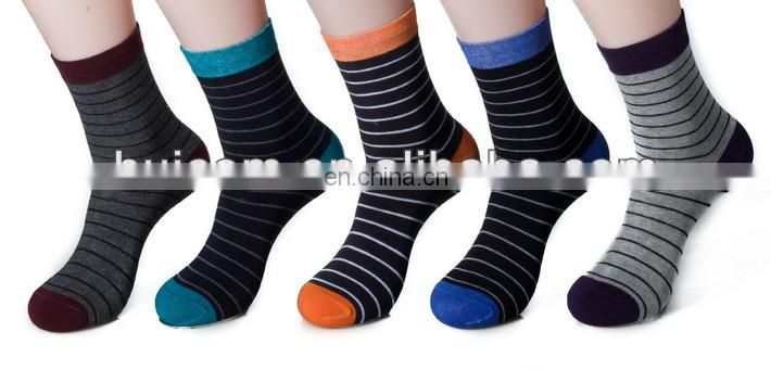 man colorful socks