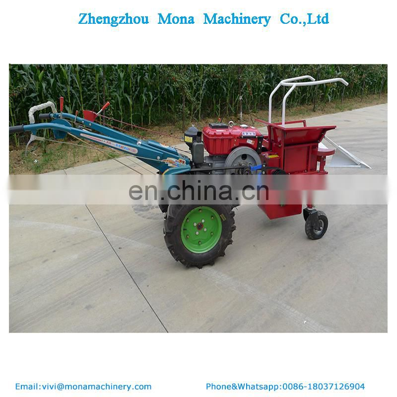 Professional mini corn combine harvester with cheap price in philippines Image