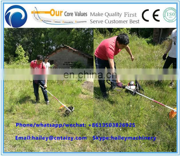 Factory directly provide mini weeder weed removing machine Image