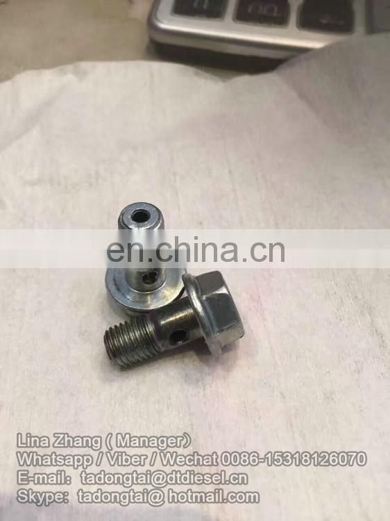 return oil screw for injector 095000-6353