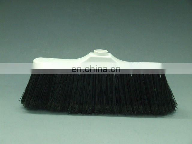 plastic push broom,low price plastic broom,plastic broom