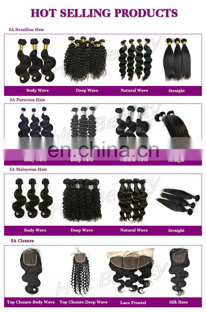 100% human hair Double Drawn Funmi Half Ocean Wave