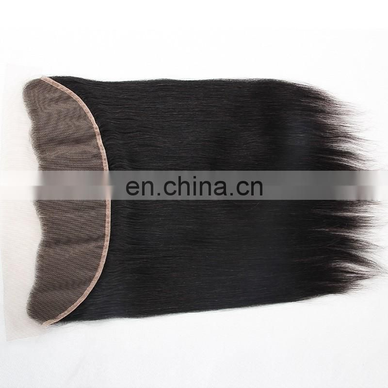 "Aliexpress best selling 13""x4""lace frontal with unprocessed virgin indian human hair"
