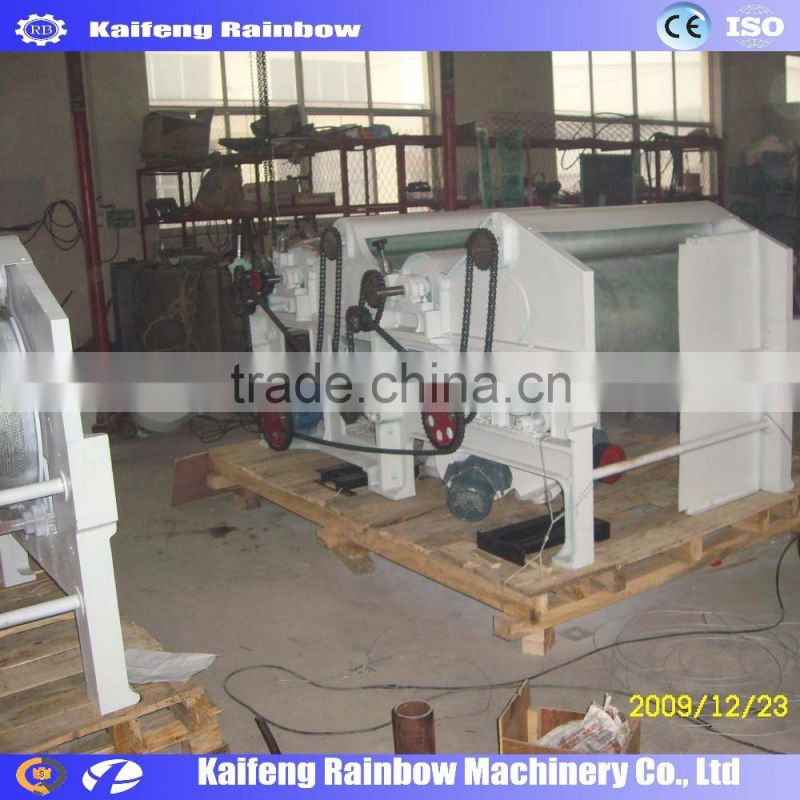 Hot Popular High Quality cotton tearing and opening machine used waste textile recycling machine with best price