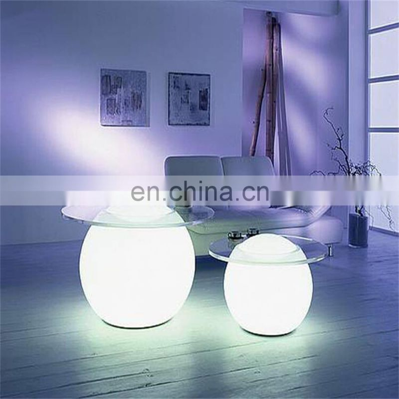 Christmas led light outdoor decoration color change flash led sphere waterproof ball light