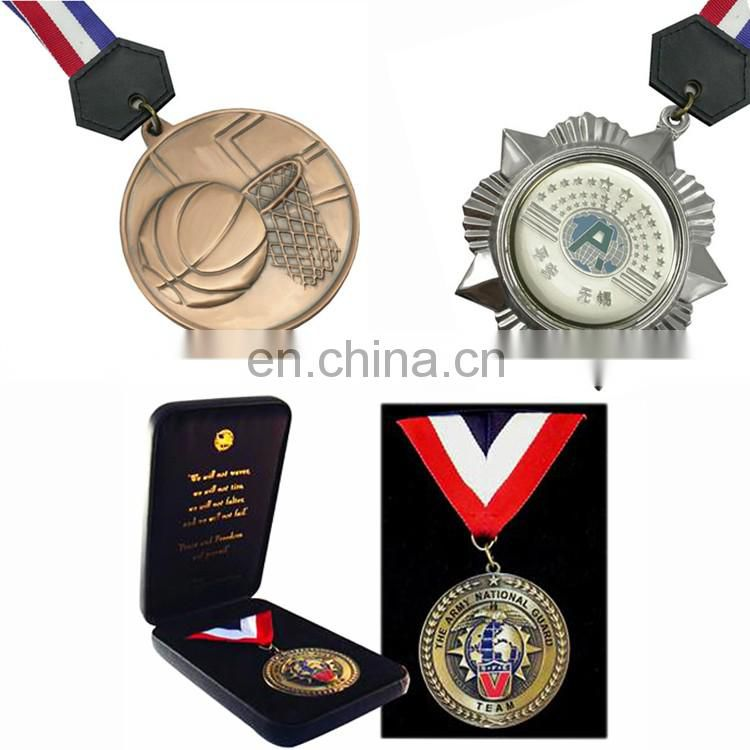 New style custom honor stand gymnastics replica medals