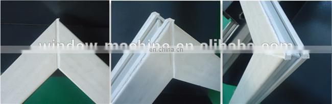 PVC corner cleaner for UPVC window door manufacturing