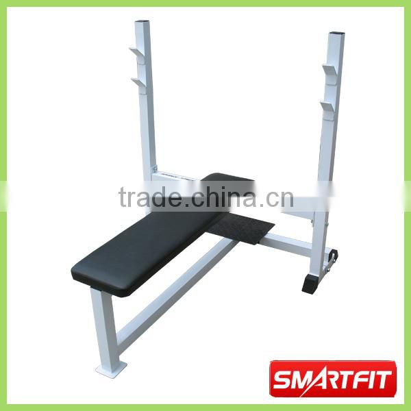 Excellent Hot Sale Flat Olympic Weight Bench Exercise Bench As Seen On Short Links Chair Design For Home Short Linksinfo