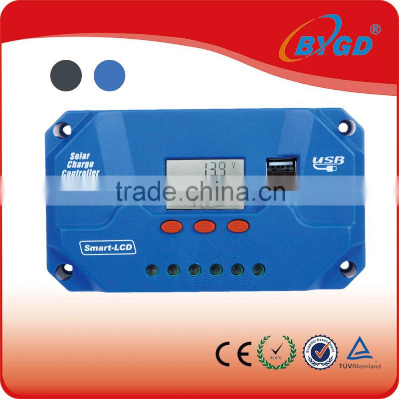 12V 20A CE ROHS solar panel charge controller inverter