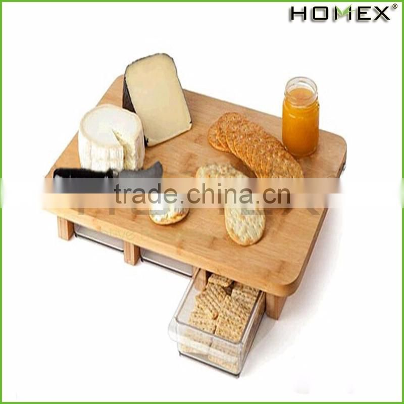 "Simply Living Premium Extra Large Bamboo Cutting board, 18"" x 12""./Homex_Factory"