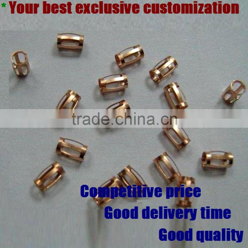 Made In China Custom Stamping Beryllium Copper Clip Images Metal Connector Of 103862115