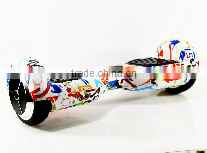 MINI-N6 6.5 inch skateboard unicycle mini-self balance electric standing drifting scooter with LED light and w