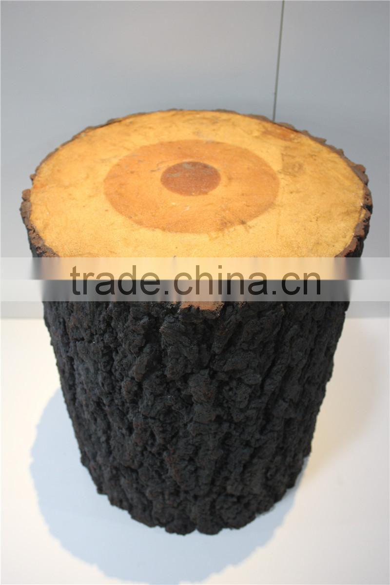 artificial tree stumps artificial round stock fake stub