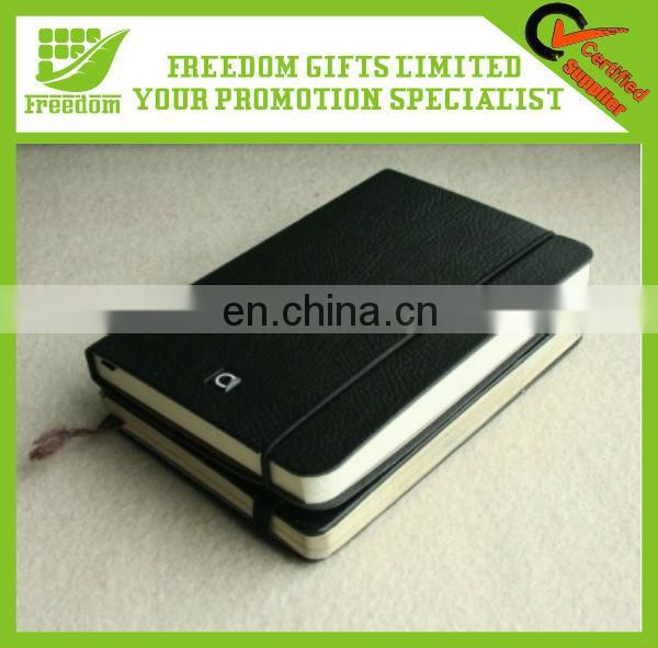 Customized PU Business Notebook
