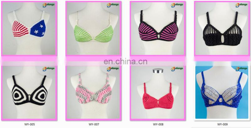 Fancy design multi color Bailange wholesale sex 18 swim suit