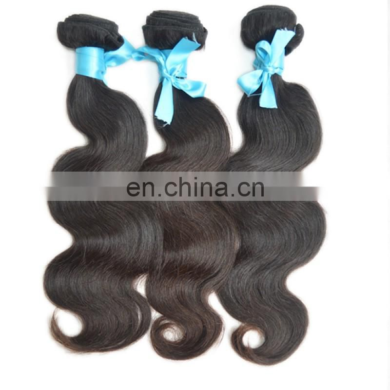 Quality body wave indian weave hair