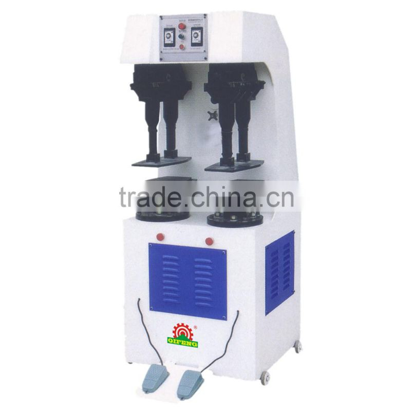 QF - 816 / 816B Hot selling excellent second hand shoe machinery sole attaching pressing machine shoe machine