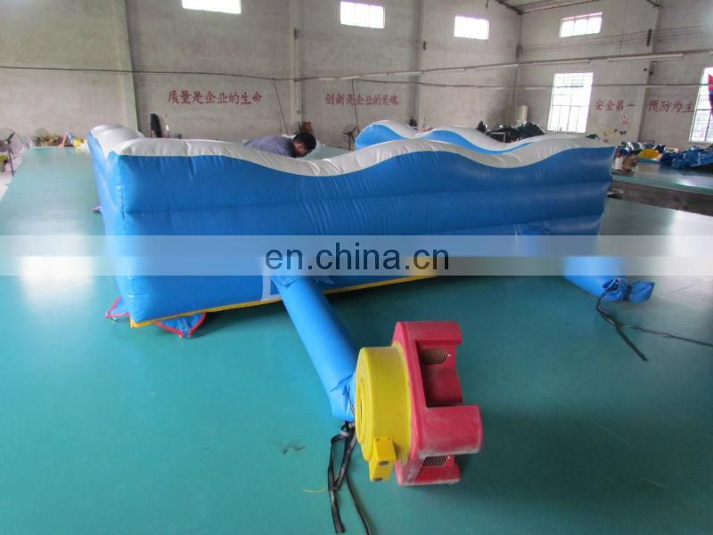 TOP inflatable mechanical surf simulator