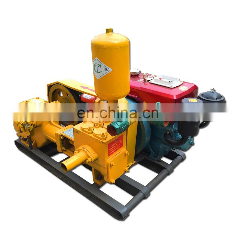 In stock liner pressure rating price mud pump triplex for irrigation