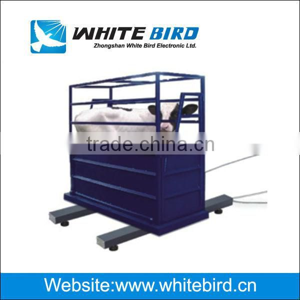 Balance beams weighing platform scale 1500kg with Zemic sensor