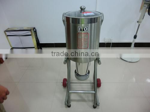 Hot sales 3L/6L/17L/32L taiwanese shaved ice maker(QS-817)