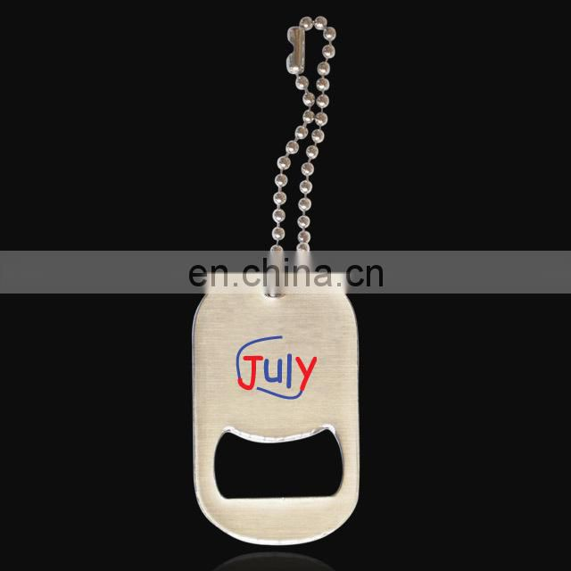custom anodized dog tags color