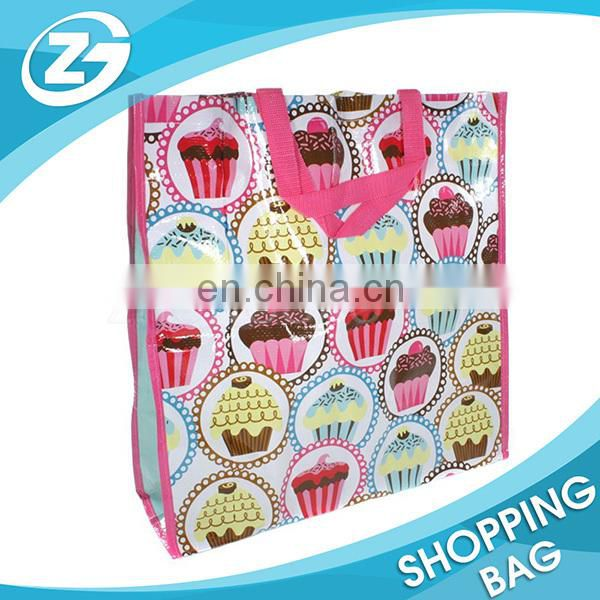 Vegetable Carry PP Woven Laminated Bag