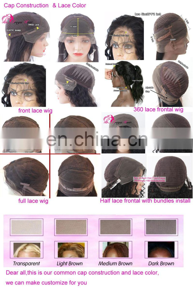 2018 new fashion long hair pink color with dark roots full lace wig with baby hair