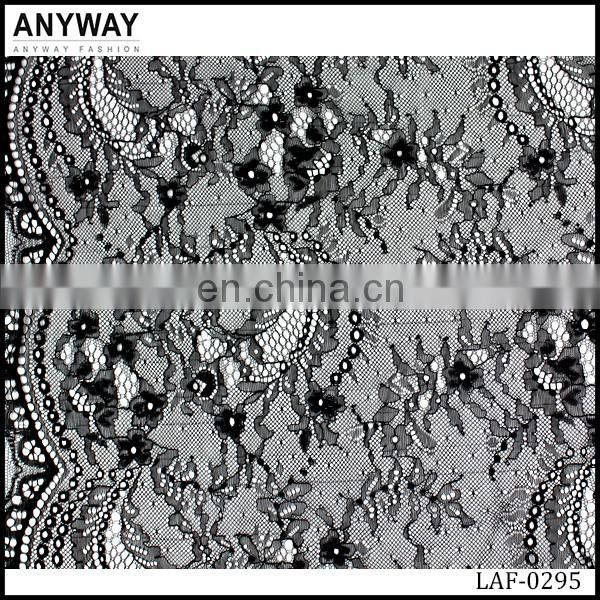 Fashion french lace fabric for party dress