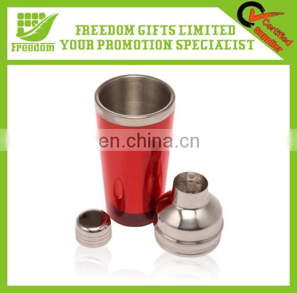 Promotional Gifts Metal Cocktail Shaker