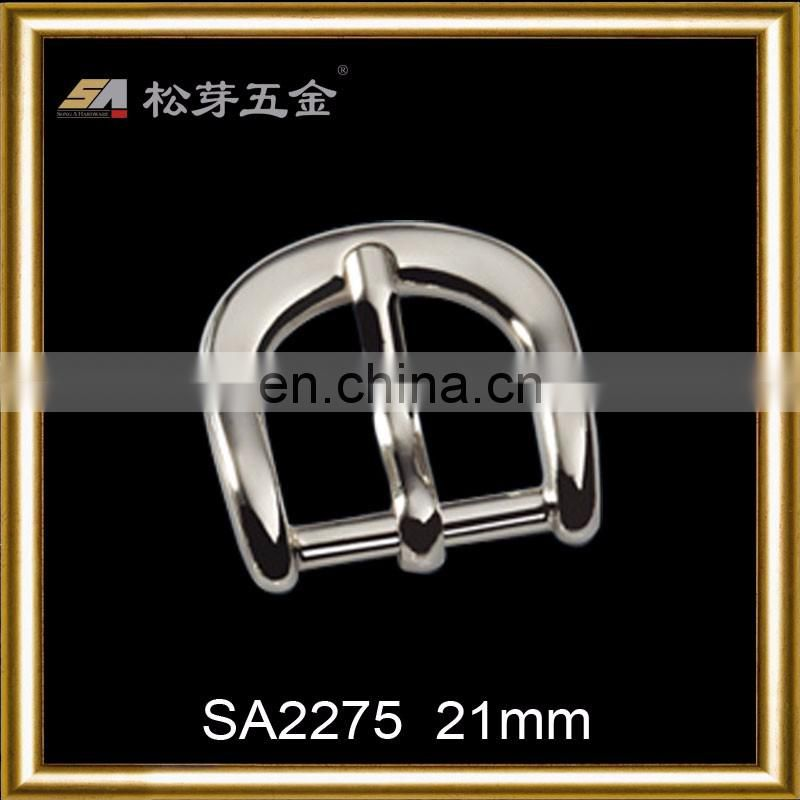 Sigelei replacement parts D ring belt pin buckle