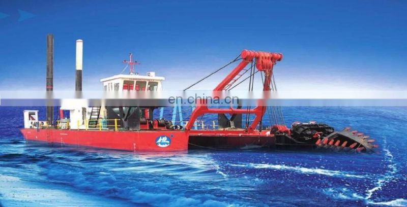 cheap 18inch HL 450mm Dia hydraulic cutter suction dredger for sale
