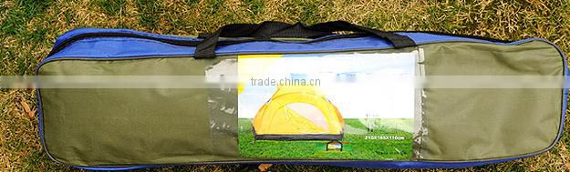 Easy setup dome 2 person outdoor camping tent family tent