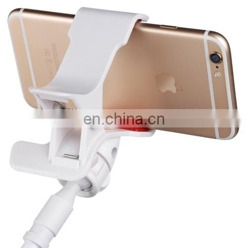 Universal Flexible Long Arm Lazy Clamp Clip Bracket Desktop Holder for 3-6 inch Smartphone