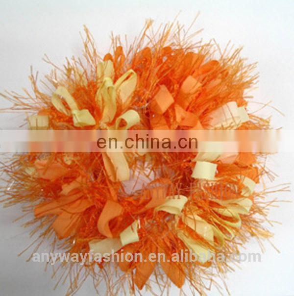 Fashion plastic beaded women hair accessories