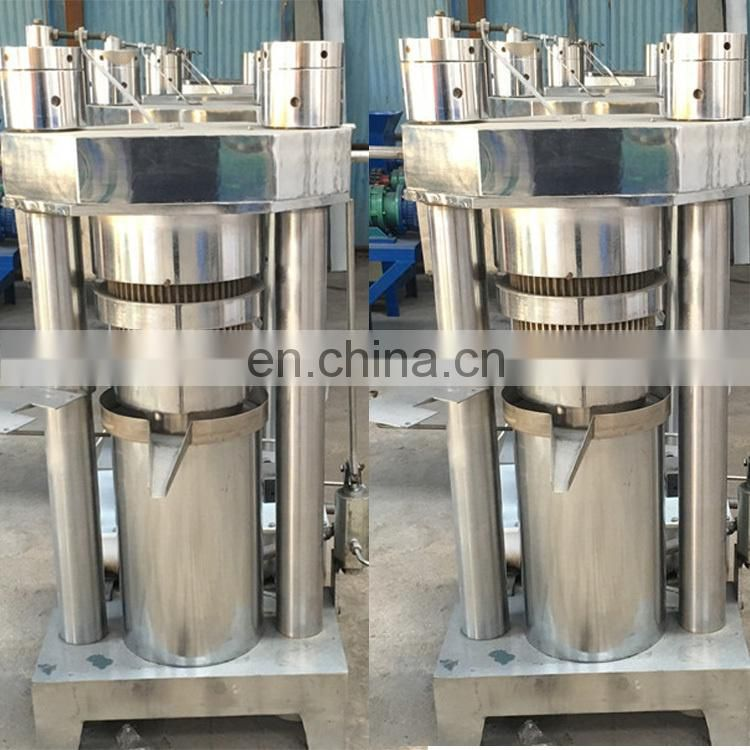hydraulic home olive oil cold press machine