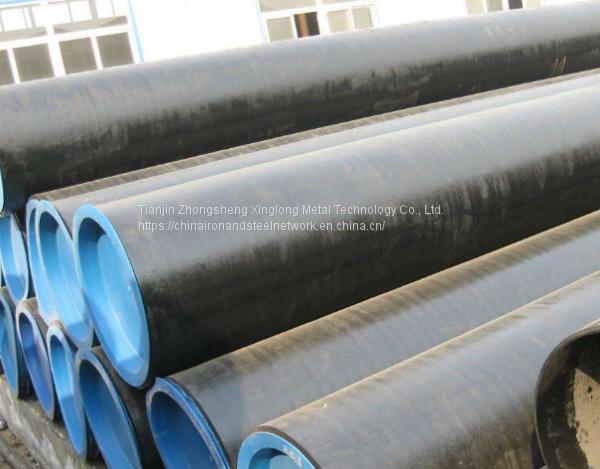 American Standard steel pipe108*5, A106B35*8Steel pipe, Chinese steel pipe273*19.5Steel Pipe