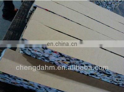 chip foam/rebonded pu foam/recycle pu foam