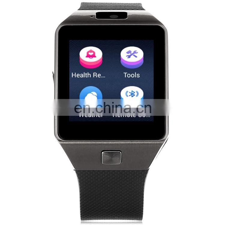 QW09 Smart Watch Phone, 512MB+4G 1.3 inch. Android 5.1 operation system, Support Pedometer / V4.0 / WiFi / GPS