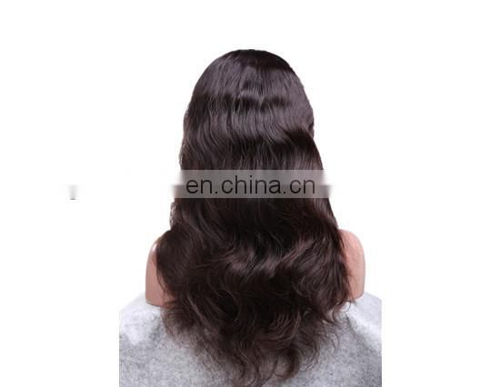 China manufacturer superior quality wholesale full lace braided wig russian hair