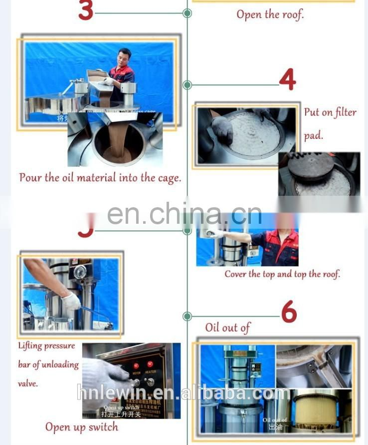 Widely used oil press oil extraction machine for sale