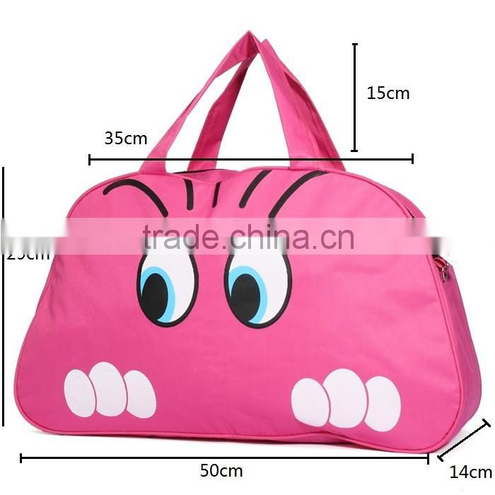 New Travel Bag Waterproof Cute Wash Luggage Storage Bags Clothes Package Large Capacity