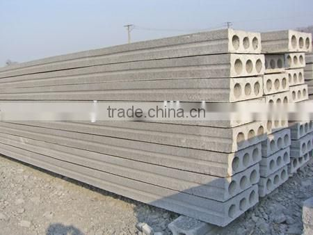 precast concrete fence mold for prefabricated fencing production line