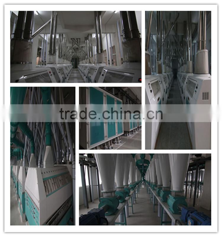 Manufacture of high efficient TQSF grain gravity destoner