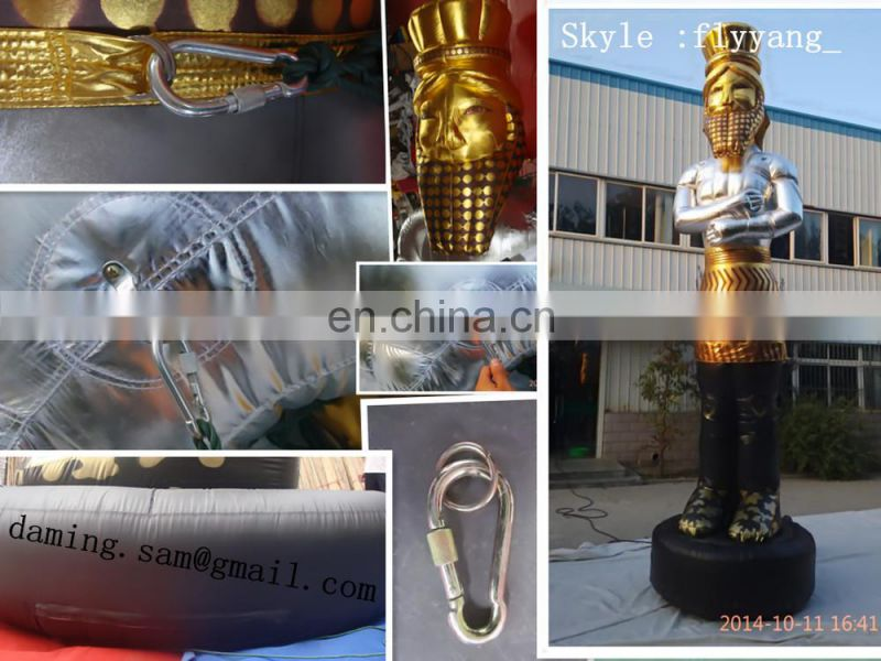 adD LED Inflatable Pillar / Column for Advertising Promotion