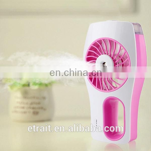 Brand new plastic cool mist portable air humidifier with low price